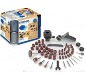 DREMEL 730 Work Working Set with 2pcs Attachment + 79pcs